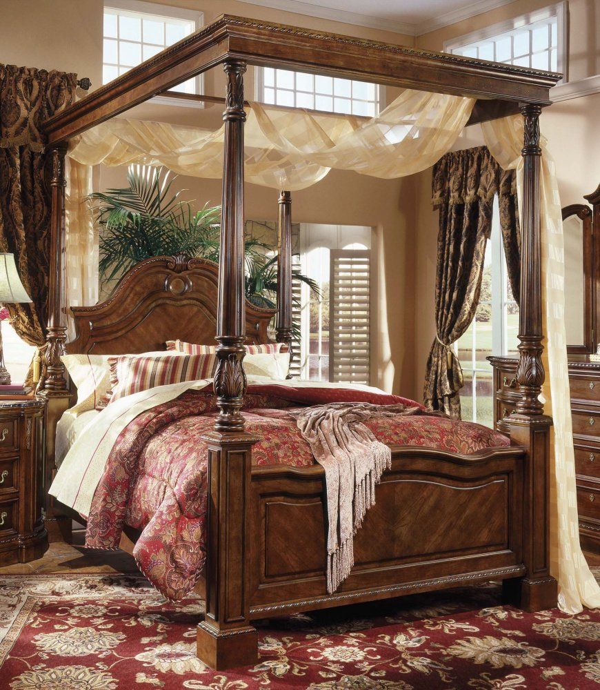 antique 4 poster bed beds4beds.co.uk   Reproduction Four Poster Beds   Antique Beds antique 4 poster bed